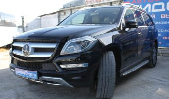 Mercedes-Benz GL-класс 2013 full